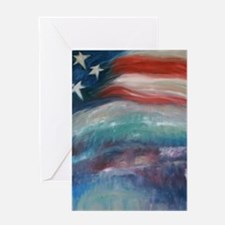 American Dreams Greeting Cards