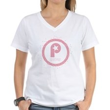 Women's Pinay V-Neck T-Shirt