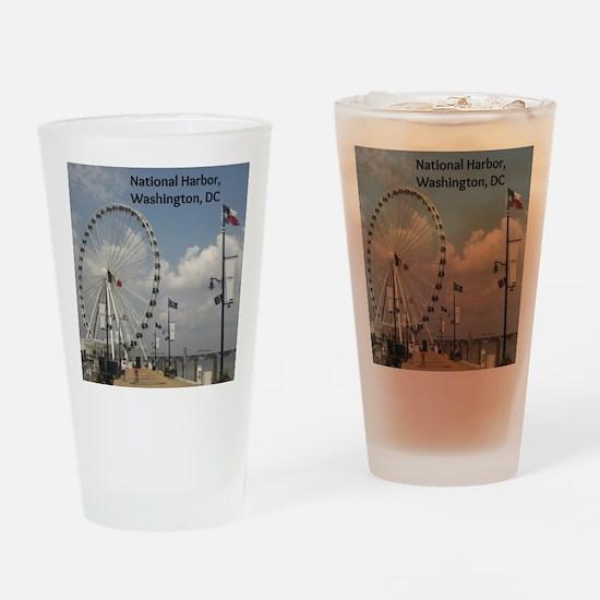 National Harbor Drinking Glass