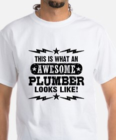 Awesome Plumber Shirt