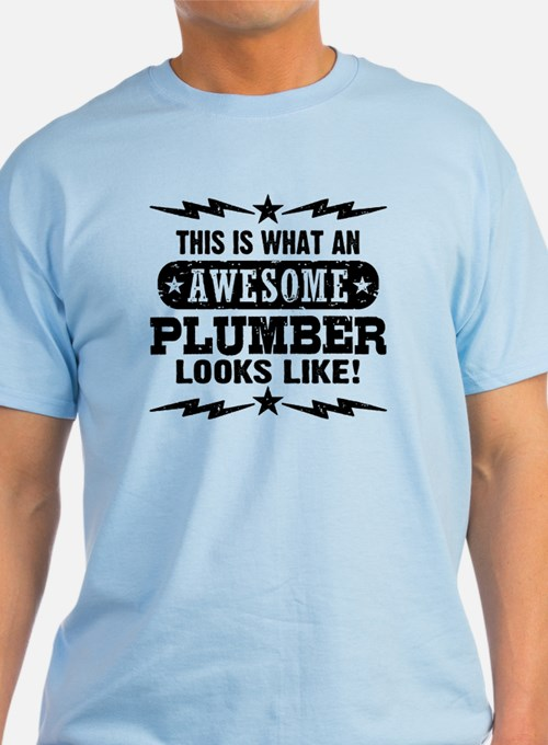 Plumber clothing plumber apparel clothes for Plumber t shirt cleavage
