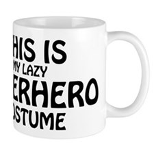 This Is My Superhero Costume Mug