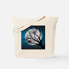 Cute Shadow Tote Bag