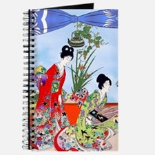 Geisha, Musicians, Kimonos ! Journal