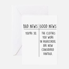 Good and Bad Greeting Cards
