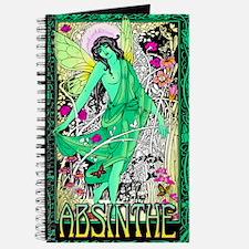 Absinthe Green Fairy Journal