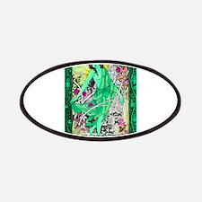 Absinthe Green Fairy Patch