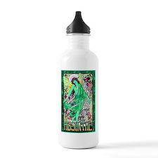 Absinthe Green Fairy Water Bottle