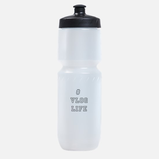 Cute Vlog Sports Bottle