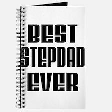 Best Stepdad Ever Journal
