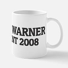 MARK WARNER for President 200 Mug