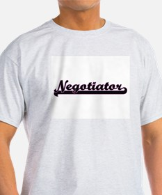Negotiator Classic Job Design T-Shirt