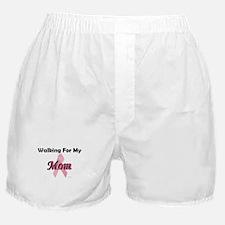 Walking For My Mom (BC) Boxer Shorts