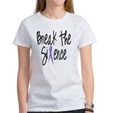 Domestic violence Women's T-Shirt