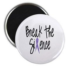 Speak Out, ribbon Magnet