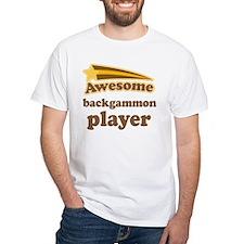 Awesome Backgammon Player Shirt