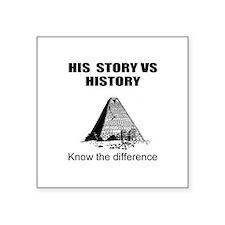 Black history Sticker