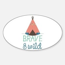 Brave Decal