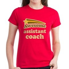 Awesome Assistant Coach Tee