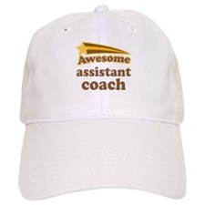 Awesome Assistant Coach Baseball Cap