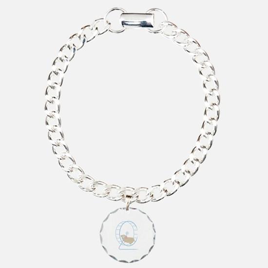 Hamster Wheel Bracelet
