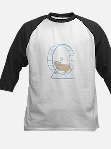 Hamster Wheel Baseball Jersey