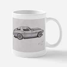 1960's Corvette Sketch Mug