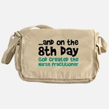 Nurse Practitioner Creation Messenger Bag