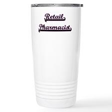 Retail Pharmacist Class Travel Coffee Mug