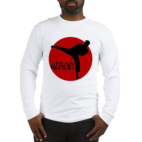 Anthony Martial Arts Long Sleeve T-Shirt