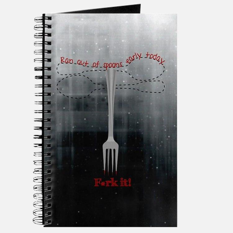 Cute Frustration Journal