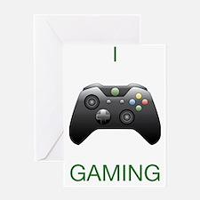 Unique Xbox Greeting Card