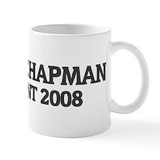 GENE CHAPMAN for President 20 Mug
