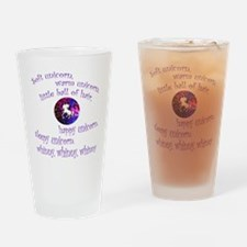 Soft Unicorn Drinking Glass