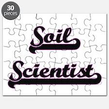 Soil Scientist Classic Job Design Puzzle