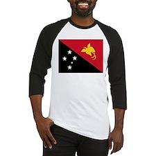 PNG Flag Baseball Jersey