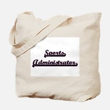 Sports Administrator Classic Job Design Tote Bag