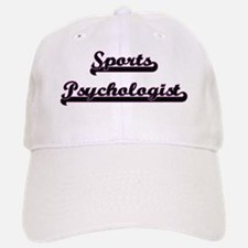 Sports Psychologist Classic Job Design Baseball Baseball Cap