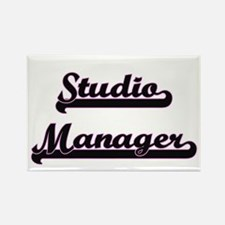 Studio Manager Classic Job Design Magnets