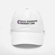 DOUG STANHOPE for President 2 Baseball Baseball Cap