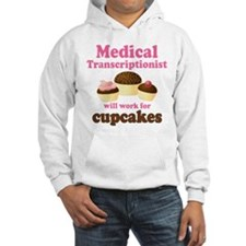 Medical Transcriptionist Hoodie