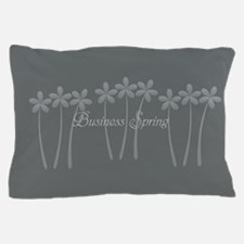 Chic Business Spring Pillow Case