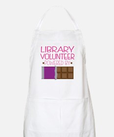 Library Volunteer Apron