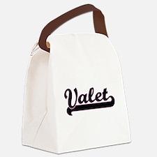 Valet Classic Job Design Canvas Lunch Bag