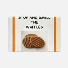 a funny food joke Magnets