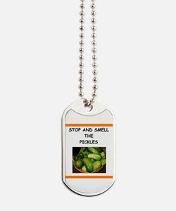pickle Dog Tags
