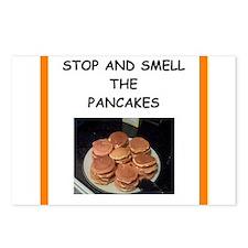 pancake Postcards (Package of 8)
