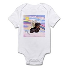 Angel Wire Haired Dachshund Infant Creeper
