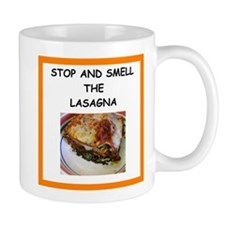 a funny food joke Mugs