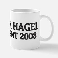 CHUCK HAGEL for President 200 Mug